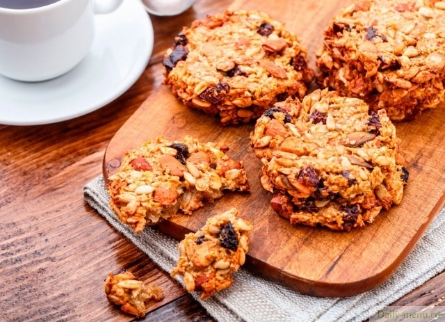 «Из Швеции с любовью»: рецепт хрустящего овсяного печенья