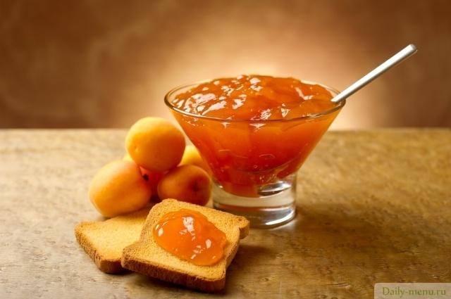 Царское варенье из абрикосов Пошаговый рецепт с фото
