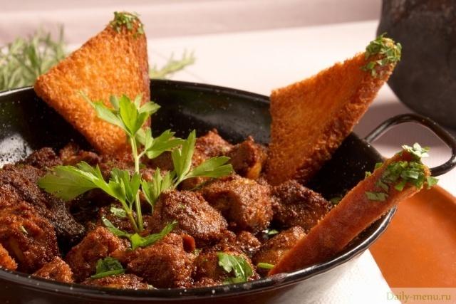Мясо по-португальски. Фото: Shutterstosk