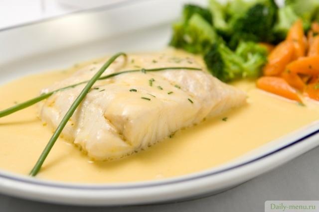 соус к рыбе минтай рецепты с фото