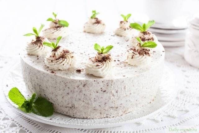 Творожное суфле рецепт для торта