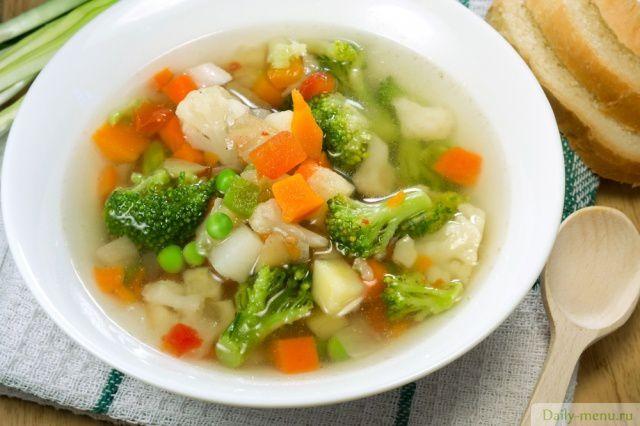 низкокалорийные салаты для похудения из простых продуктов
